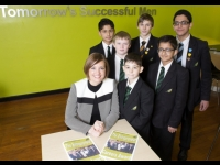 School's progress recognised by Ofsted