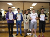GCSE Results 2015