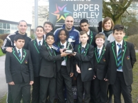 BBC Sports Personality of the year visits UBHS