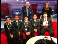 Report about the BBC School News